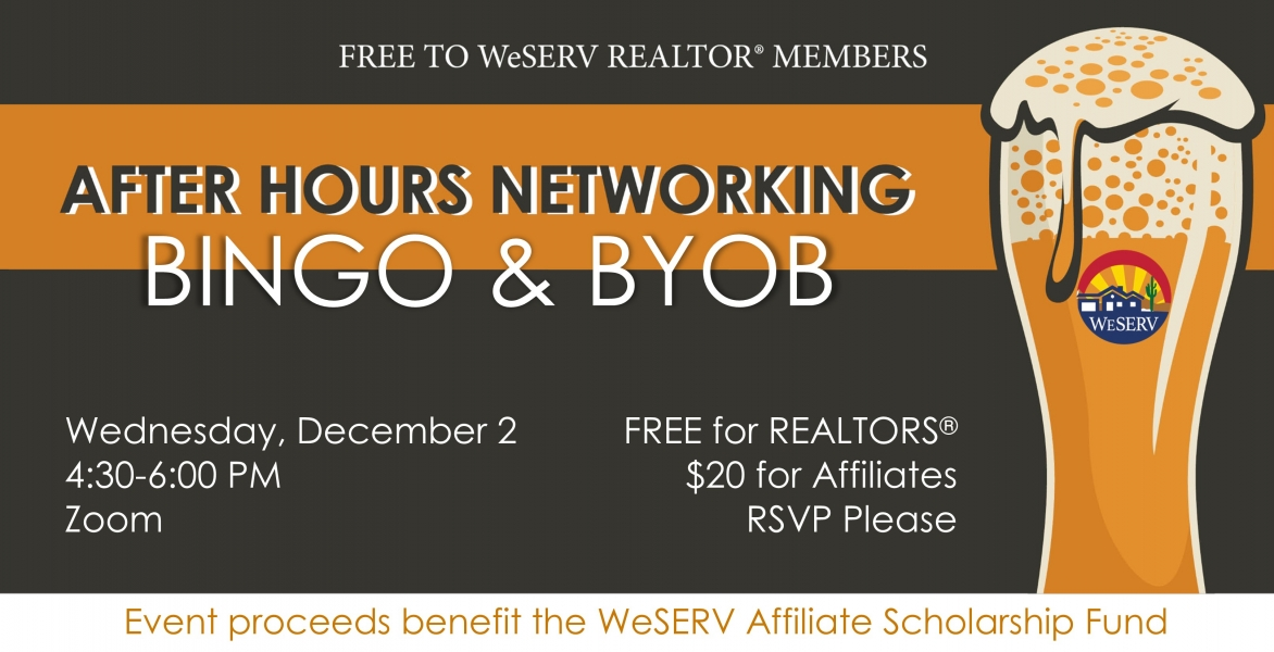 After Hours Networking: BINGO & BYOB